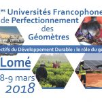 6e université de perfectionnement